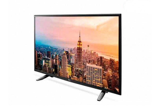 "Tv43"" 108cm LED LG 43UH610T UltraHD Internet"