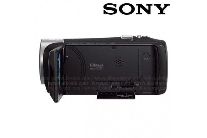Video Cámara SONY HDR-CX440 Negra + Estuche