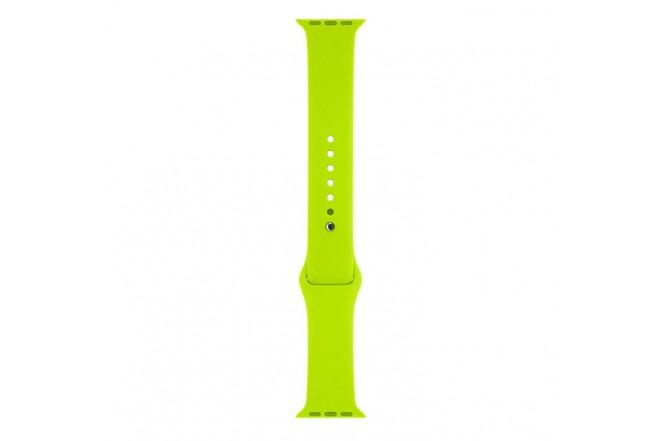 Correa Apple Watch 42m Green Sport