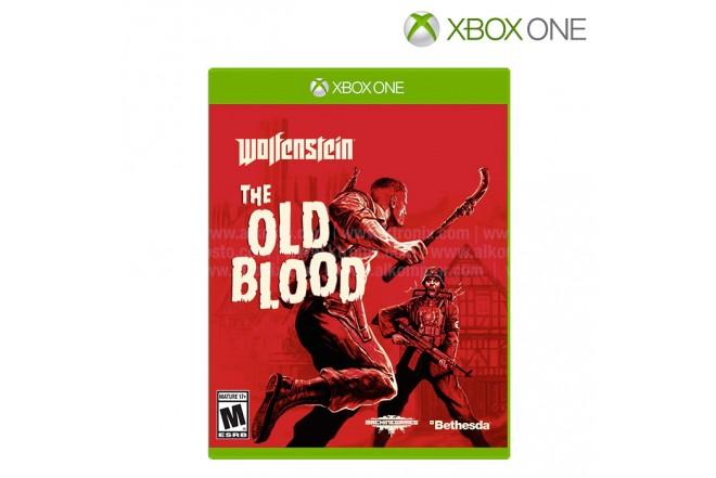 Videojuego XBOX ONE Wolfenstein The Old Blood