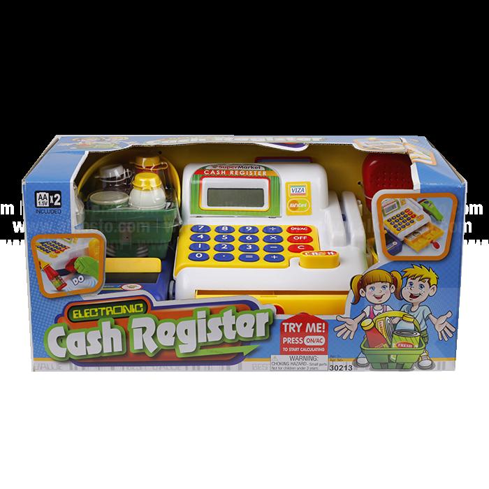 Juguete caja registradora cash register alkosto tienda online - Caja registradora juguete ...