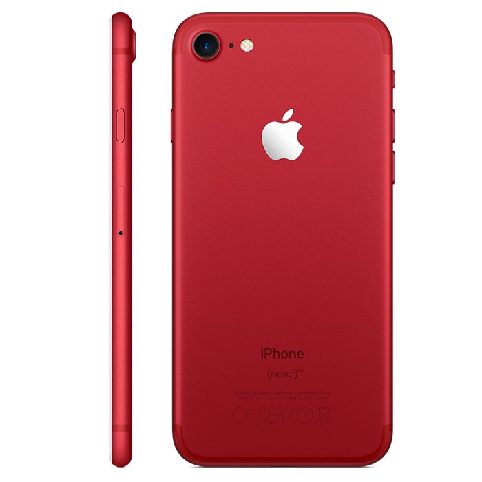 Gb Iphone  Red