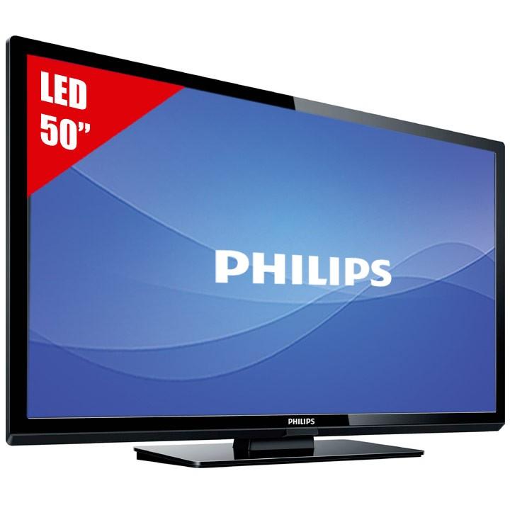Tv 50 led philips 50pfl1708 fhd alkosto tienda online - Distancias recomendadas para ver tv led ...