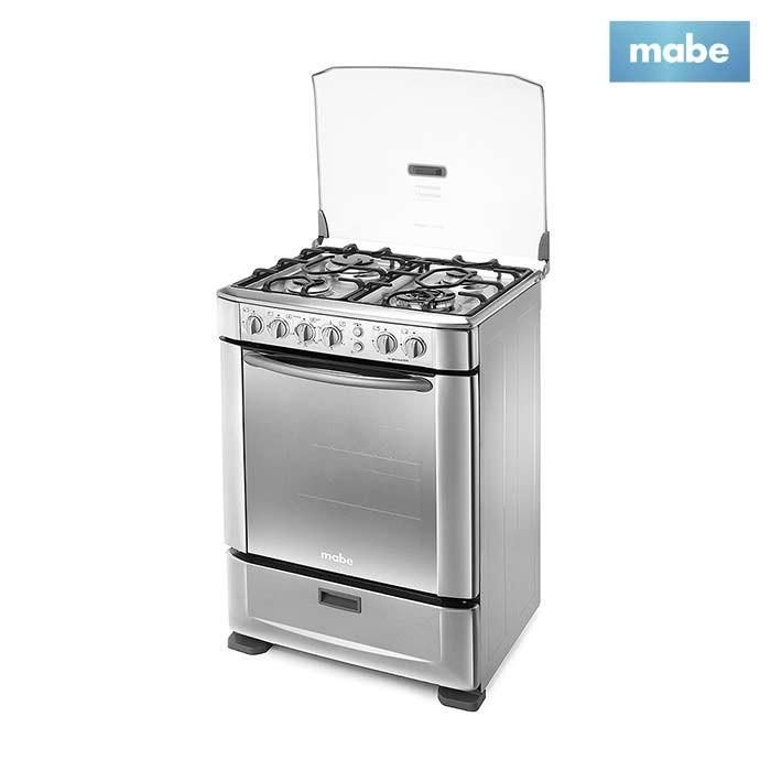Estufa mabe v h 24 ee us609c gn alkosto tienda online for Estufa pellets con horno