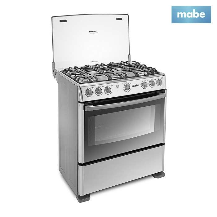 Estufa mabe 30 horno grill emc30kxx 4 for Estufa con horno precio