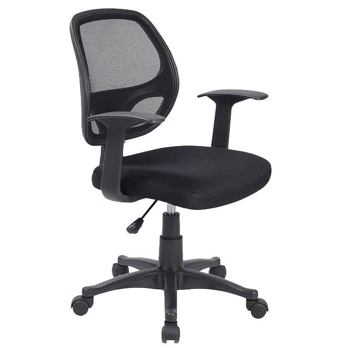 Silla de oficina k line negra w 118a alkosto tienda online for Sillas oficina
