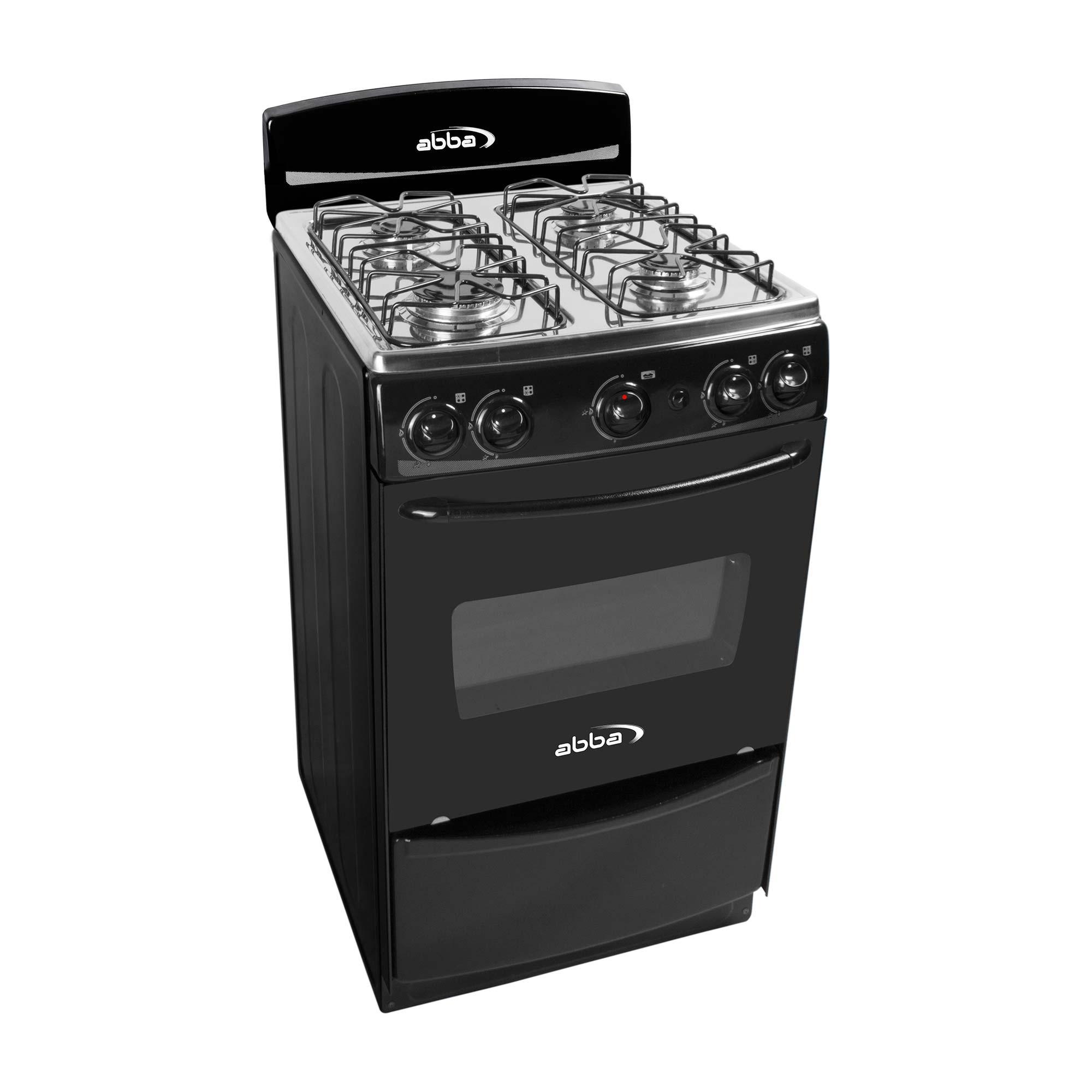 Estufa abba 20 ab1015n n gas natural color negro alkosto - Queroseno para estufas precio ...