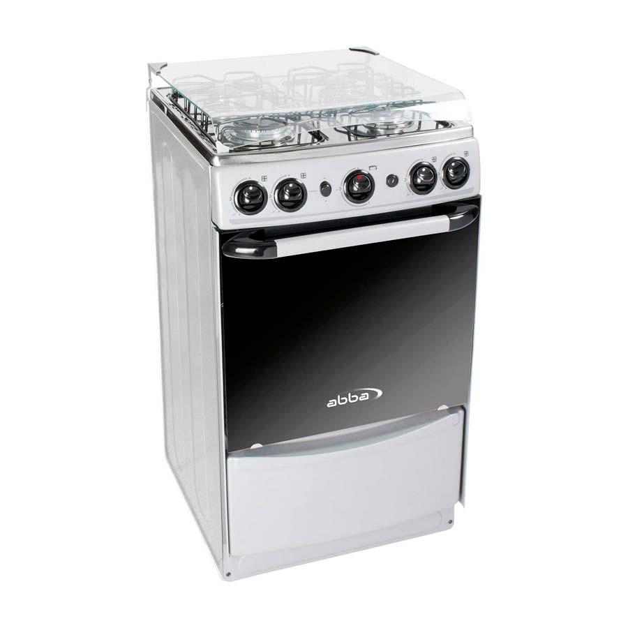 Estufa abba 20 ab2016n g gas color gris alkosto tienda online for Estufas de cocina de gas