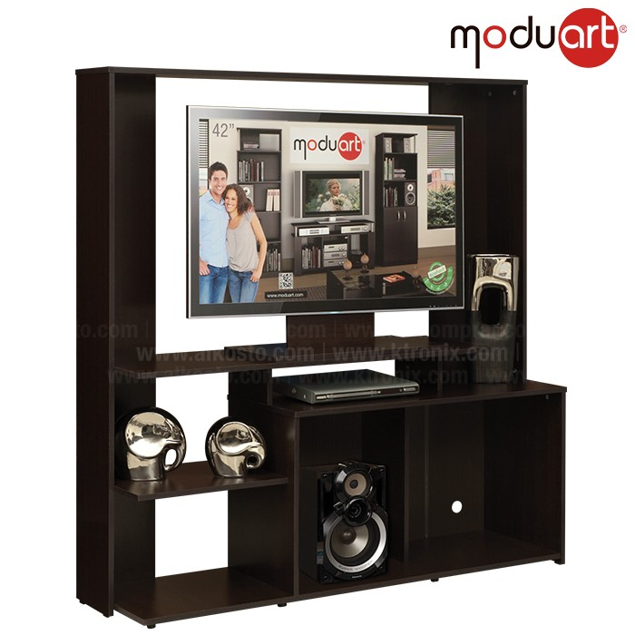 Centro de entretenimiento moduart 18113 alkosto tienda online for Tu mueble nacional