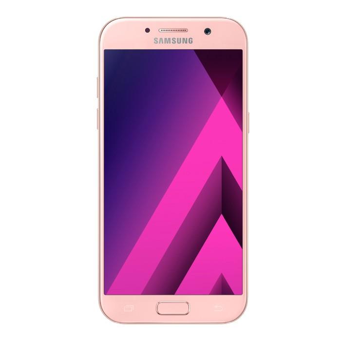 celular samsung galaxy a5 2017 ds 4g rosado alkosto