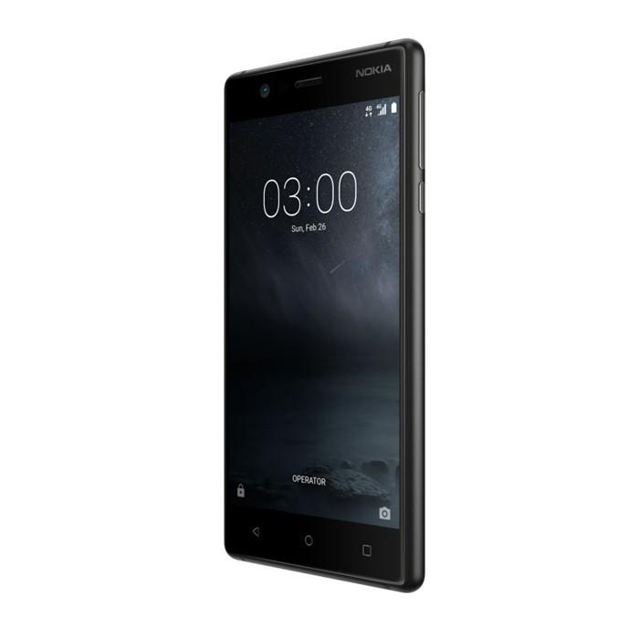 celular libre nokia 3 ds 4g negro alkosto tienda online