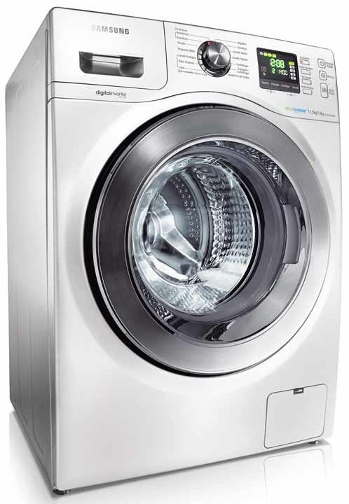 lavadora    secadora samsung 11 5kg wd116uhsa blanca alkosto tienda online