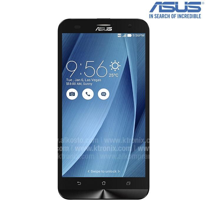 Celular Asus ZenFone Laser Plata 4G Alkosto Tienda Online