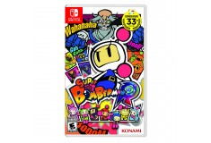 Videojuego SWITCH Super Bomberman R