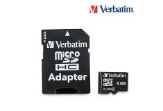 Memoria Micro SD VERBATIM Cl4 8GB