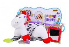 Zebra para cuna Win fun Blanca