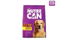 Alimento para Perros NUTRECAN Adultos Razas Medianas y Grandes x 8Kg