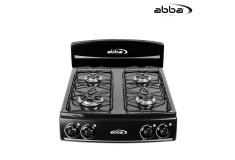 Estufa de Mesa ABBA 20 SG 400-1N N - Gas Natural – Color Negro