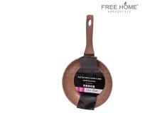 Sartén Inducción - FREE HOME - 24 cm 4.0 Mm - Cafe BFT-BFP