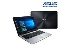 "Portátil ASUS X555DG A10 15.6"" Negro"