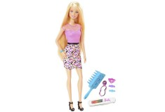 BARBIE Peinados Multicolor