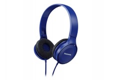 Audífonos PANASONIC Alámbricos OnEar HF100 Azul