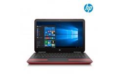 """Portátil HP AV005 A10 14"""" Rojo"""