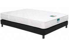 Colchón Eclipse DORMILUNA + Base Cama 140 DOBLE