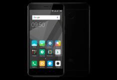 Celular Libre XIAOMI REDMI 4X DS 4G Negro