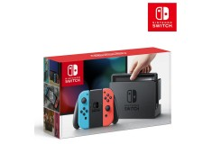 Consola Nintendo Switch Neon Blue- Red  Joy-Con