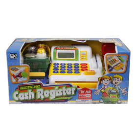 Juguete Caja Registradora Cash Register
