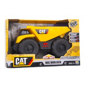 Volqueta CATERPILLAR - TOY STATE Luces & Sonido
