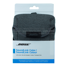 Estuche BOSE Soundlink Color Gris