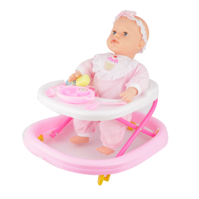 Muñeca Baby On The Go! (Juguetes)
