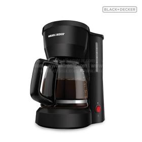 Cafetera 5 Tazas B&D DCM601B