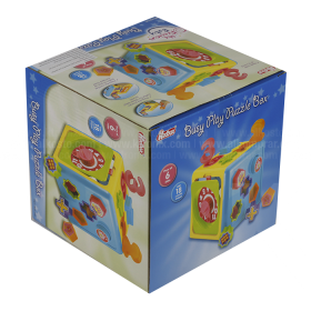 Juguete Busy Play Puzzle Box