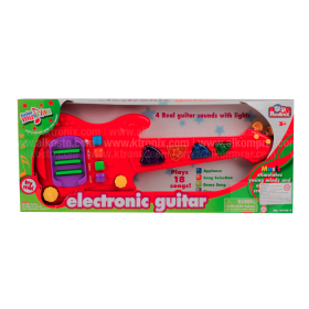 Juguete Guitarra Electrónica