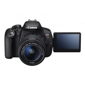 Cámara CANON EOS Rebel T5i + Memoria 8GB