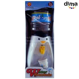 Pingüino Dispensador de Agua