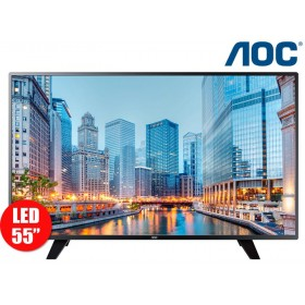 "Tv 55"" 140cm LED AOC 55F1861 FullHD Internet"