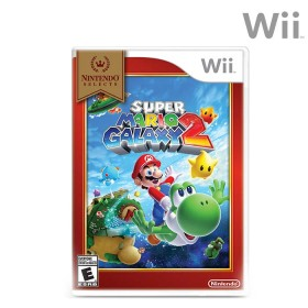 Videojuego WII Super Mario Galaxy 2 Select