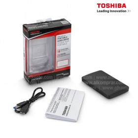 Disco Duro TOSHIBA Basic 3TB