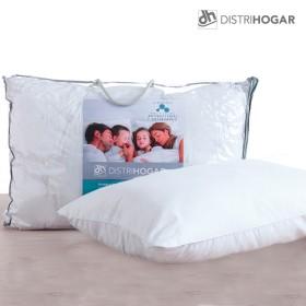 Almohada DISTRIHOGAR Antibacterial 50 x 70 cms