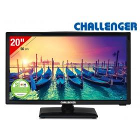 """TV 20"""" 50cm LED CHALLENGER 20T15HDT2"""