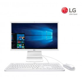 "PC All in One LG 24V360 23.8"" Pentium® Blanco"