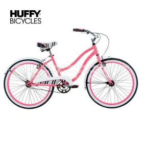 "Bicicleta Good Vibrations HUFFY de 24"" Para Mujer"