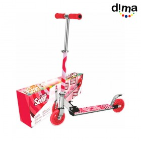 Scooter diseño roses
