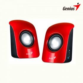 Parlante GENIUS 2.0 Rojo