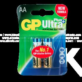 Pilas Alcalina AA GP Ultra Plus