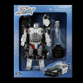 Robot Transformador Patrulla Xbot (Juguetes)